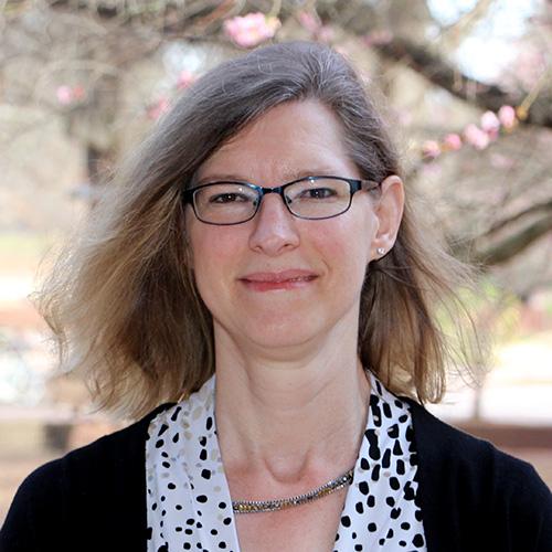 Dr. Amy Grunden's Headshot