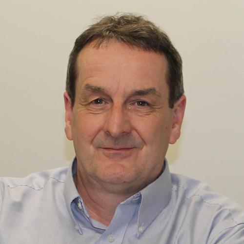 Dr. Mike Hyman's Headshot