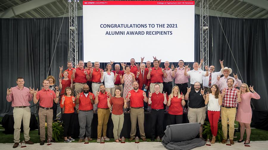 NCSU CALS Alumni Awards 2021